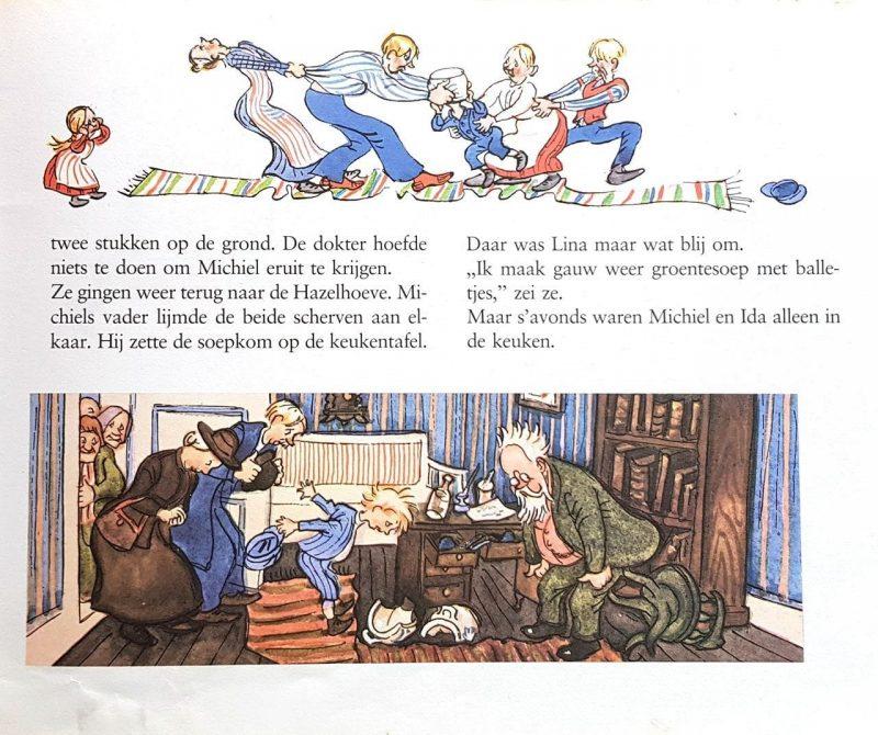 Toen Michiel zomaar een paard kreeg - Astrid Lindgren