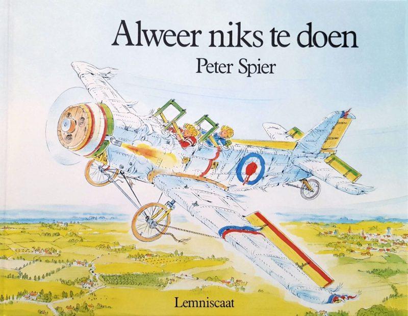 Alweer niks te doen - Peter Spier