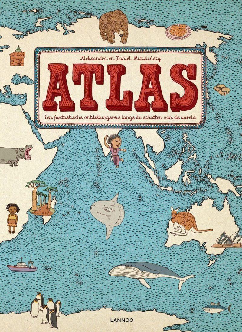 Atlas - Aleksandra Mizielinska & Daniel Mizielinski