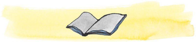 Illustratie door Jantien Baas: Geef een boek kado!