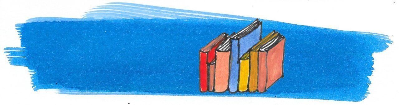 Illustratie door Jantien Baas: Links