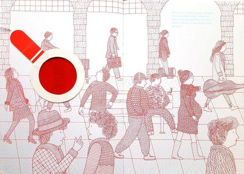 De lange reis - Agathe Demois & Vincent Godeau