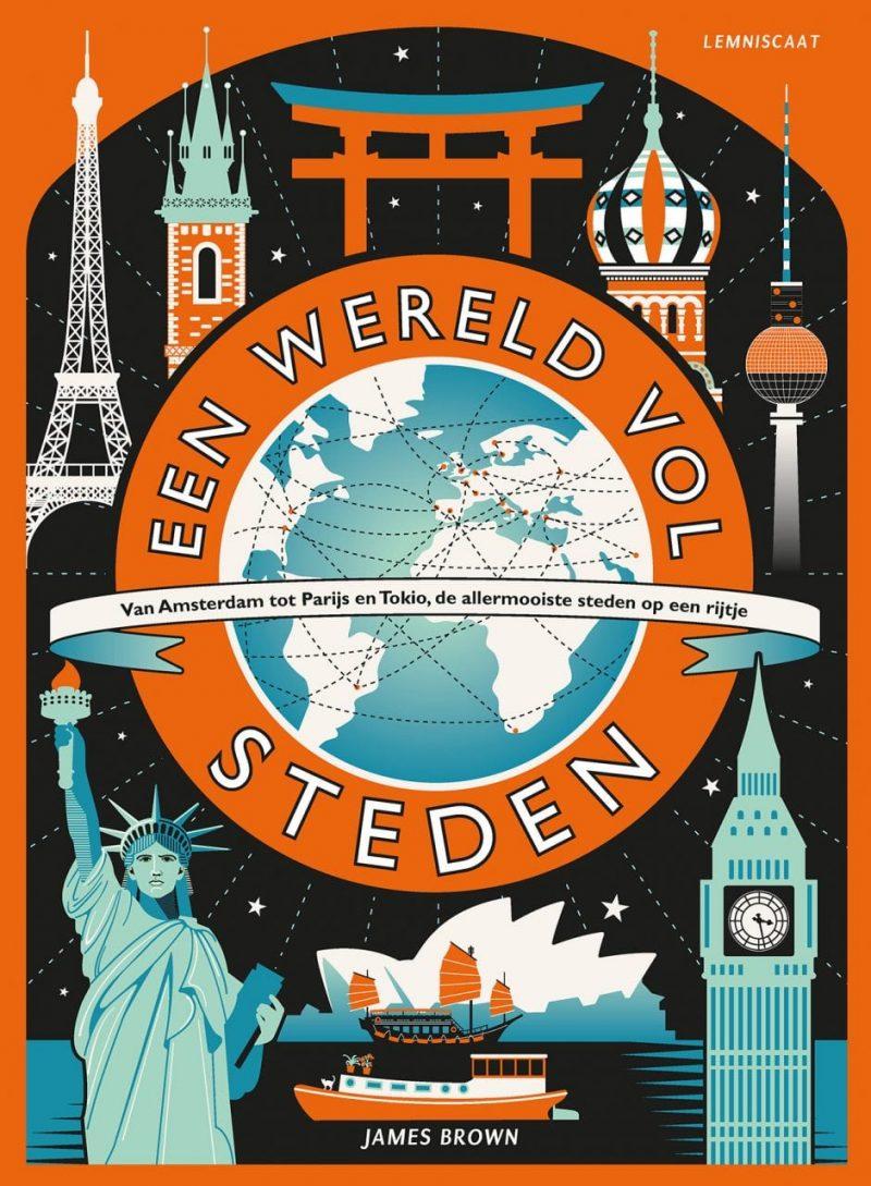 Een wereld vol steden - James Brown & Lily Murray