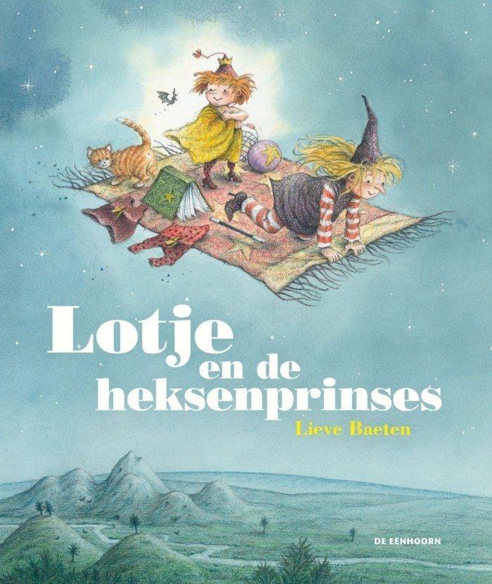Lotje en de Heksenprinses - Lieve Baeten