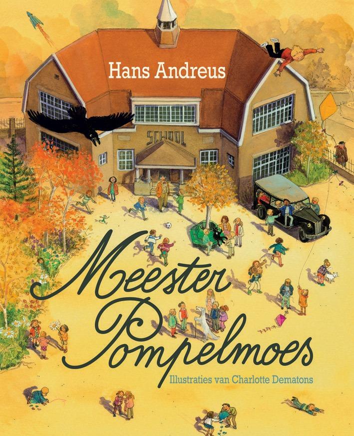 Meester Pompelmoes - Hans Andreus & Charlotte Dematons