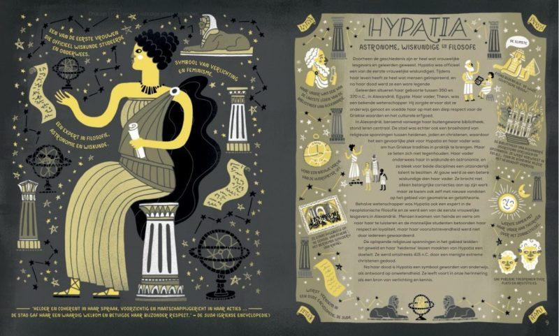 Meisjes en wetenschap - Rachel Ignotofsky