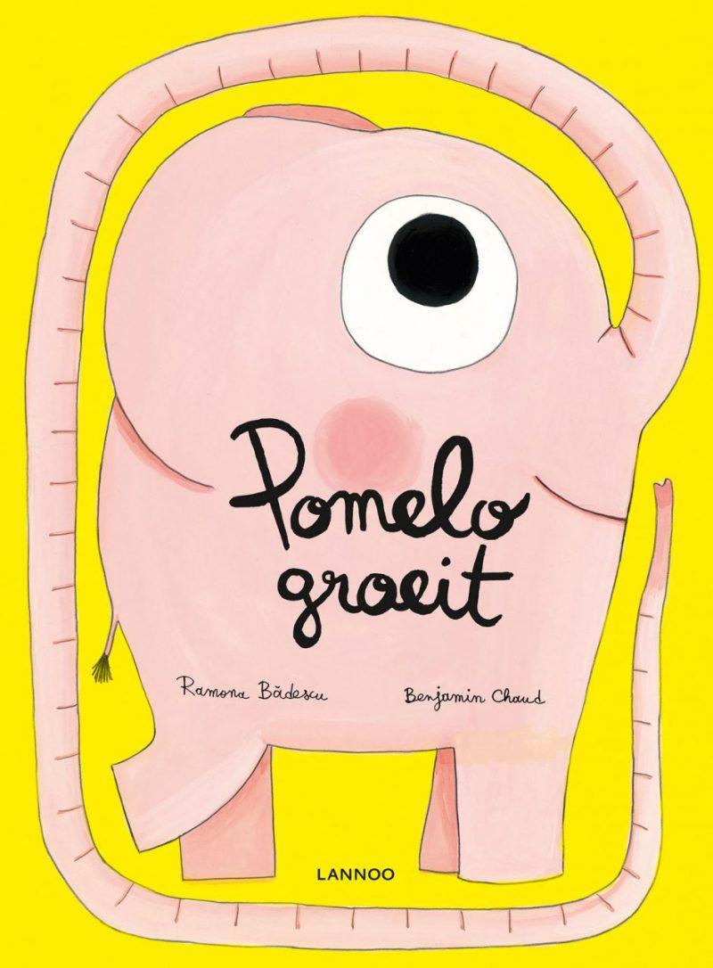 Pomelo groeit - Ramona Badescu & Benjamin Chaud