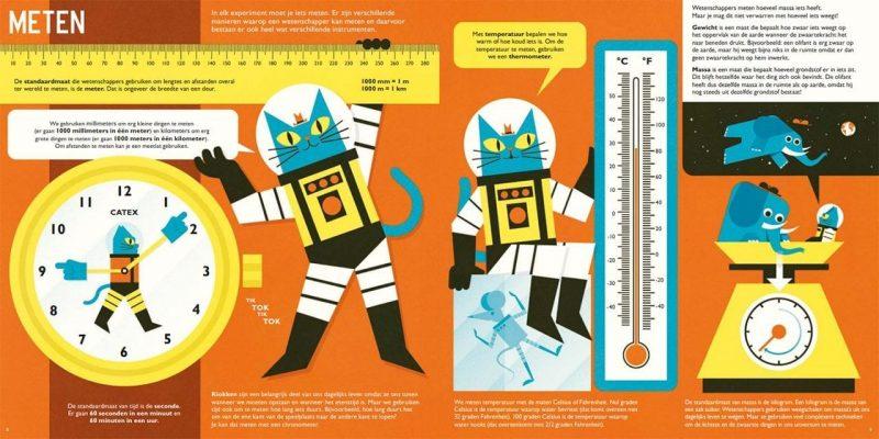 Professor Astrokat: Het atomisch avontuur - Dr. Dominic Walliman & Ben Newman