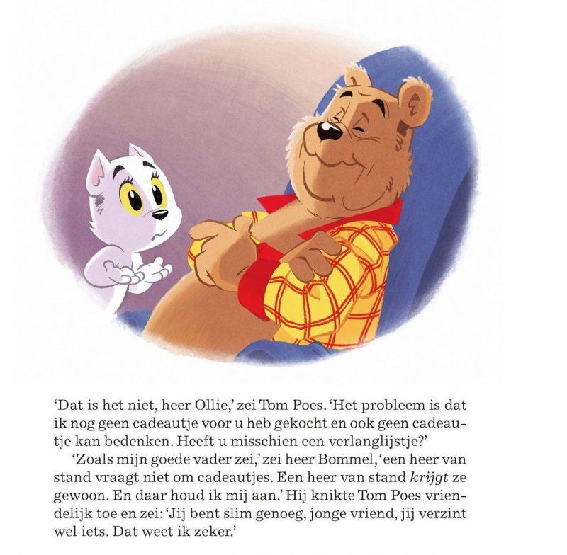 Tom Poes en het cadeautje voor heer Ollie - Sjoerd Kuyper & Henrieke Goorhuis