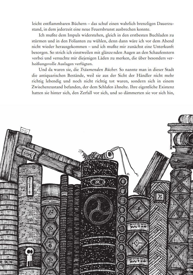 De stad van de dromende boeken - Walter Moers