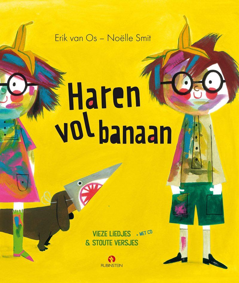Haren vol Banaan - Erik van Os & Noëlle Smit