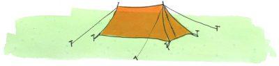 De Happy Camper – Manfreds Kampeer- & Survivalgids – Job, Joris en Marieke