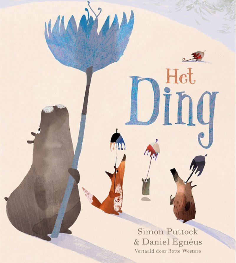 Het Ding - Simon Puttock & Daniel Egnéus