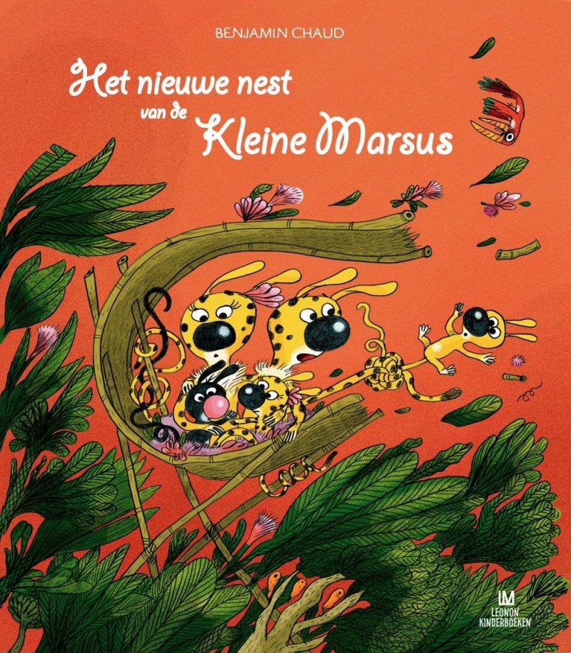 Het nieuwe nest van de Kleine Marsus - Benjamin Chaud