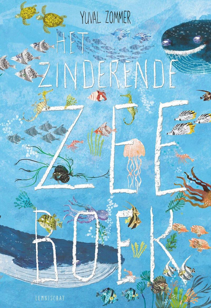 Het Zinderende Zee Boek - Yuval Zommer
