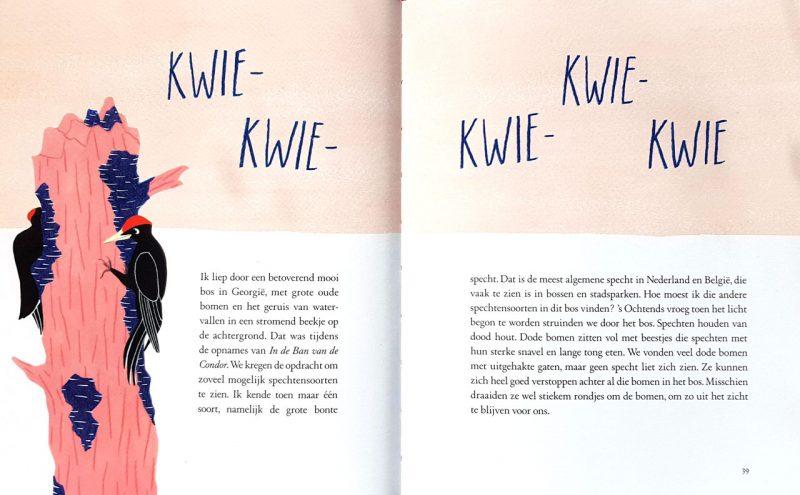 Kwie kwie kwie kwie kwie - Camilla Dreef & Liset Celie