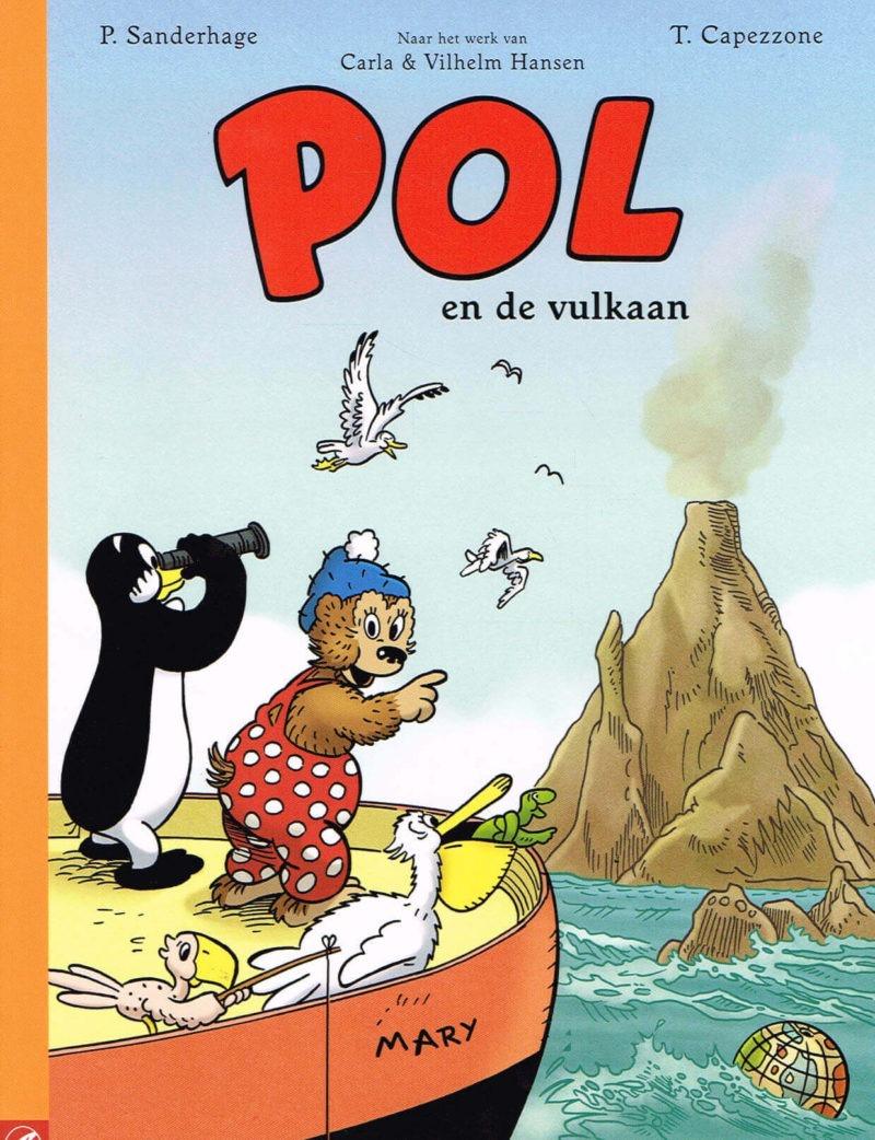 Pol en de Vulkaan - Per Sanderhage & Thierry Capezzone