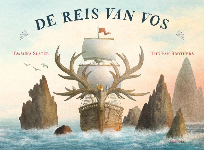 De reis van Vos - Dashka Slater & De Fan Brothers