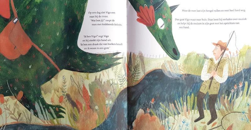 Vigo's vliegende boekwinkel - Jen Campbell & Katie Harnett