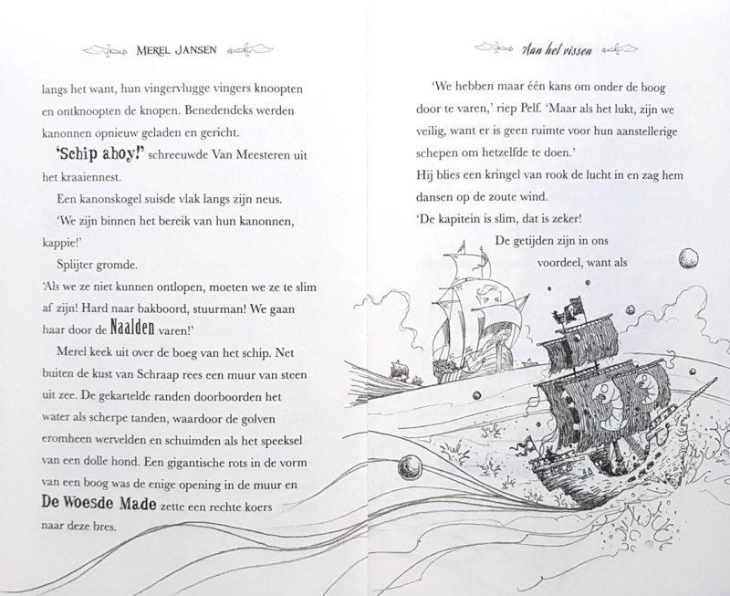 De ongelooflijke avonturen van Merel Jansen - Will Mabbitt & Ross Collins