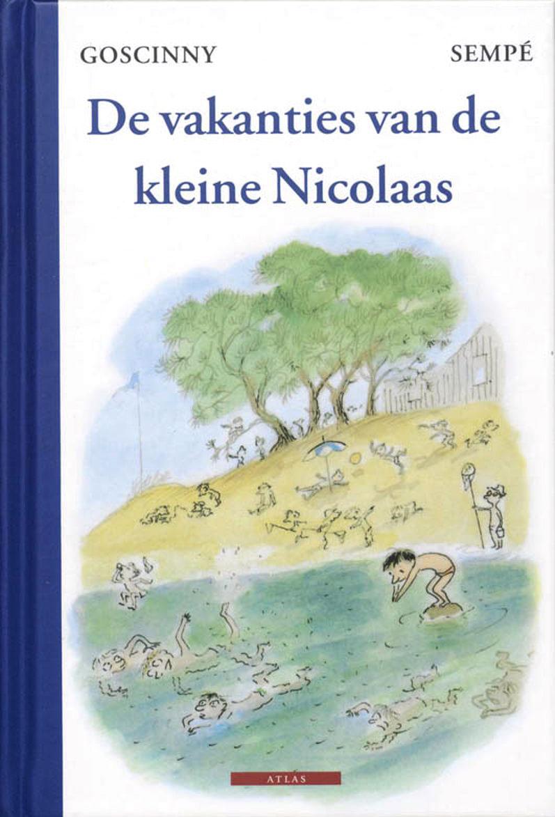 De vakanties van de kleine Nicolaas - Jean-Jacques Sempe & Rene Goscinny