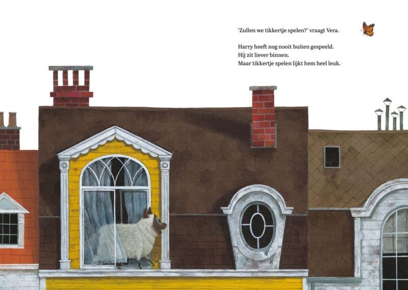 Een huis voor Harry - Leo Timmers