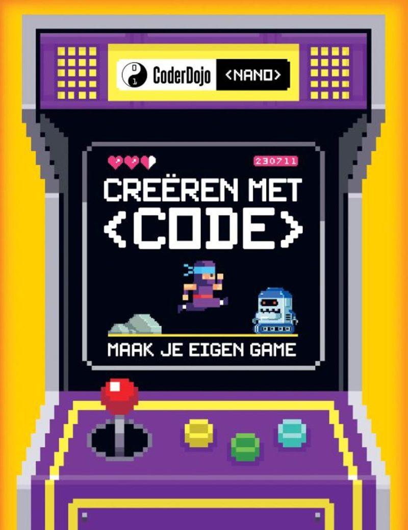 CoderDojo: Maak je eigen game - Jurie Horneman