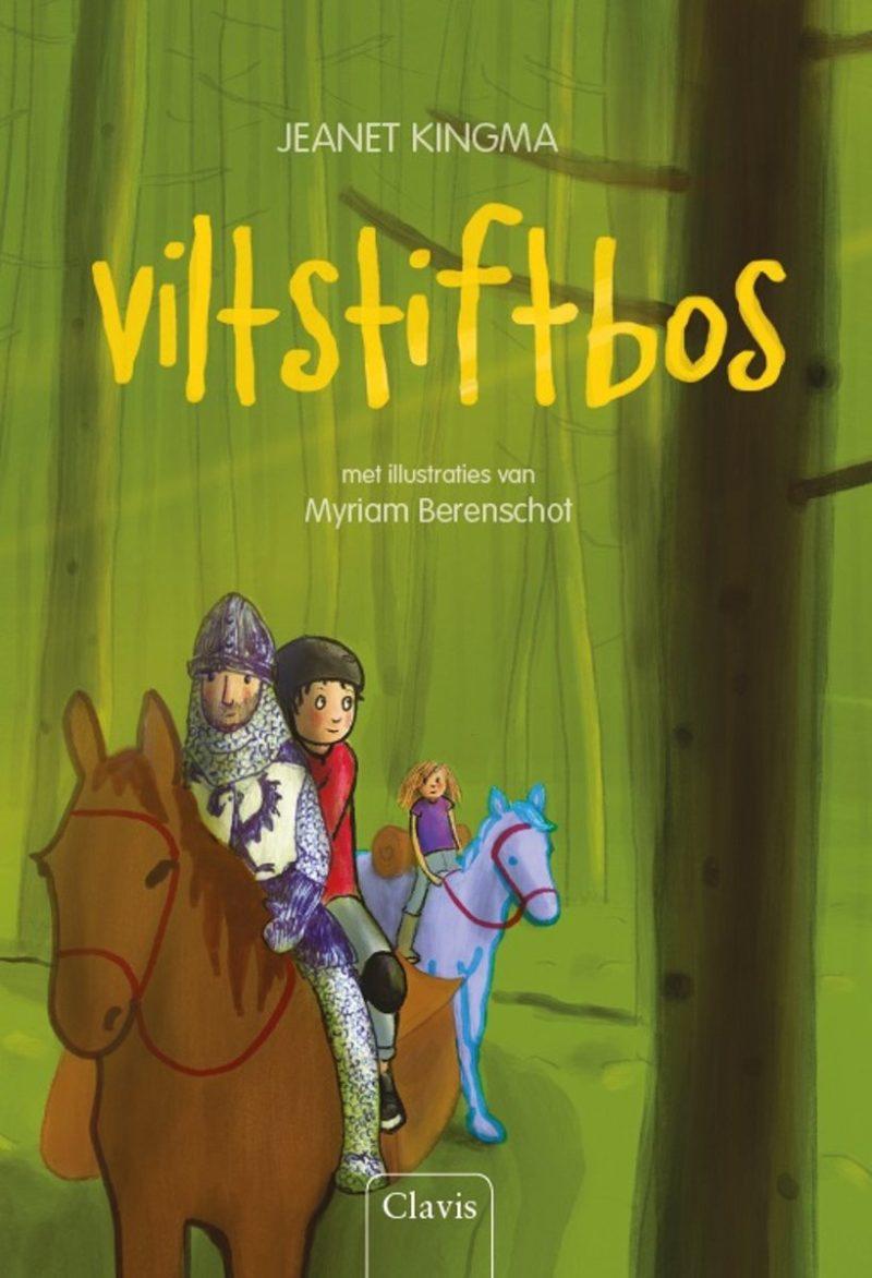 Viltstiftbos - Jeanet Kingma & Myriam Berenschot