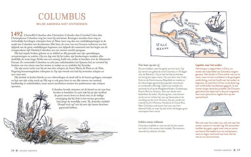 Buitengewone ontdekkingsreizigers - Paul de Moor & Mattias de Leeuw