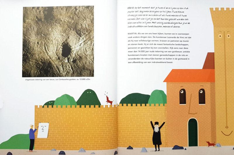 Kijken voor kinderen - David Hockney, Martin Gayford & Rose Blake