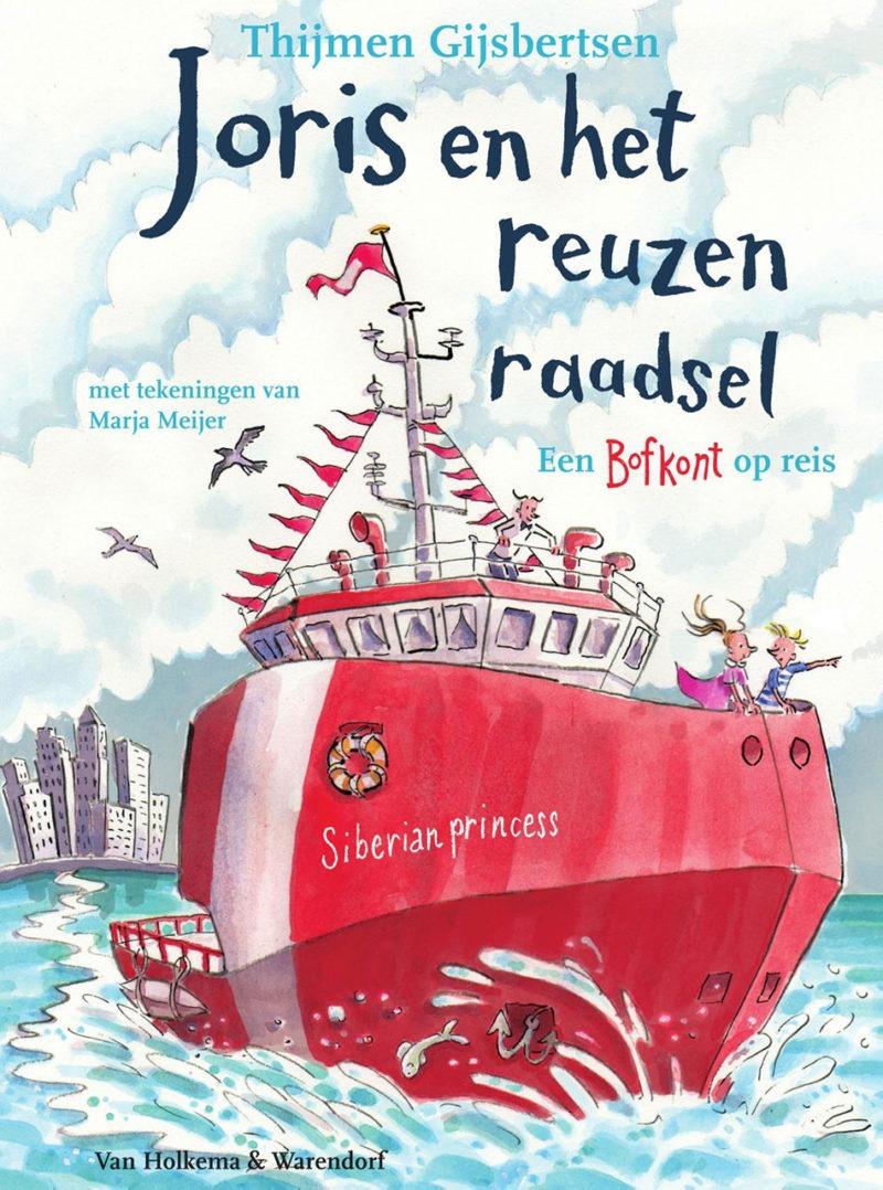 Joris en het reuzenraadsel - Thijmen Gijsbertsen & Marja Meijer
