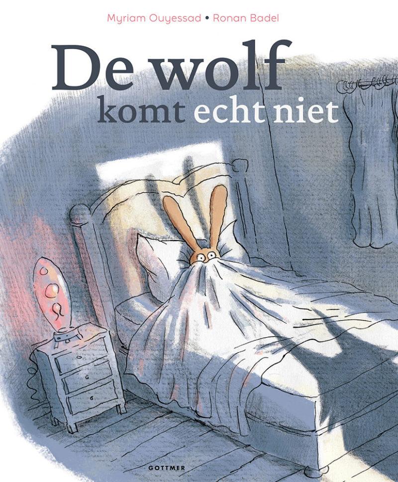 De wolf komt echt niet - Myriam Ouyessad & Ronan Badel