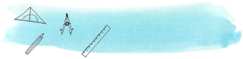 Illustratie door Jantien Baas: Mijn gekke uitvindingen schetsboek – Andrew Rae & Lisa Regan