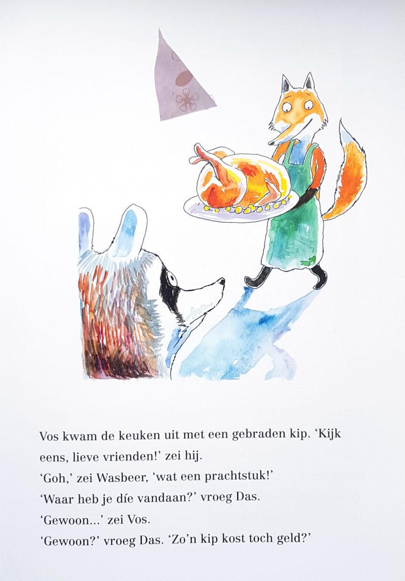 Vos is een boef - Daan Remmerts de Vries