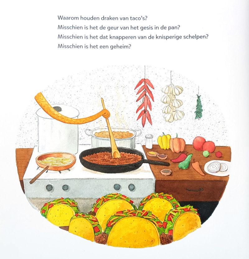 Wat eten draken het liefst? - Adam Rubin & Daniel Salmieri