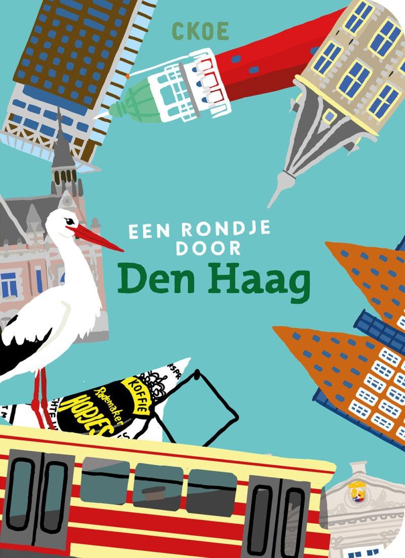 Een rondje door Den Haag - Ckoe