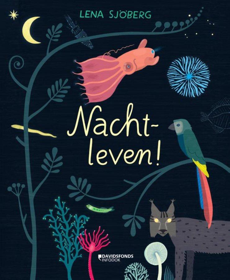 Nachtleven! - Lena Sjoberg