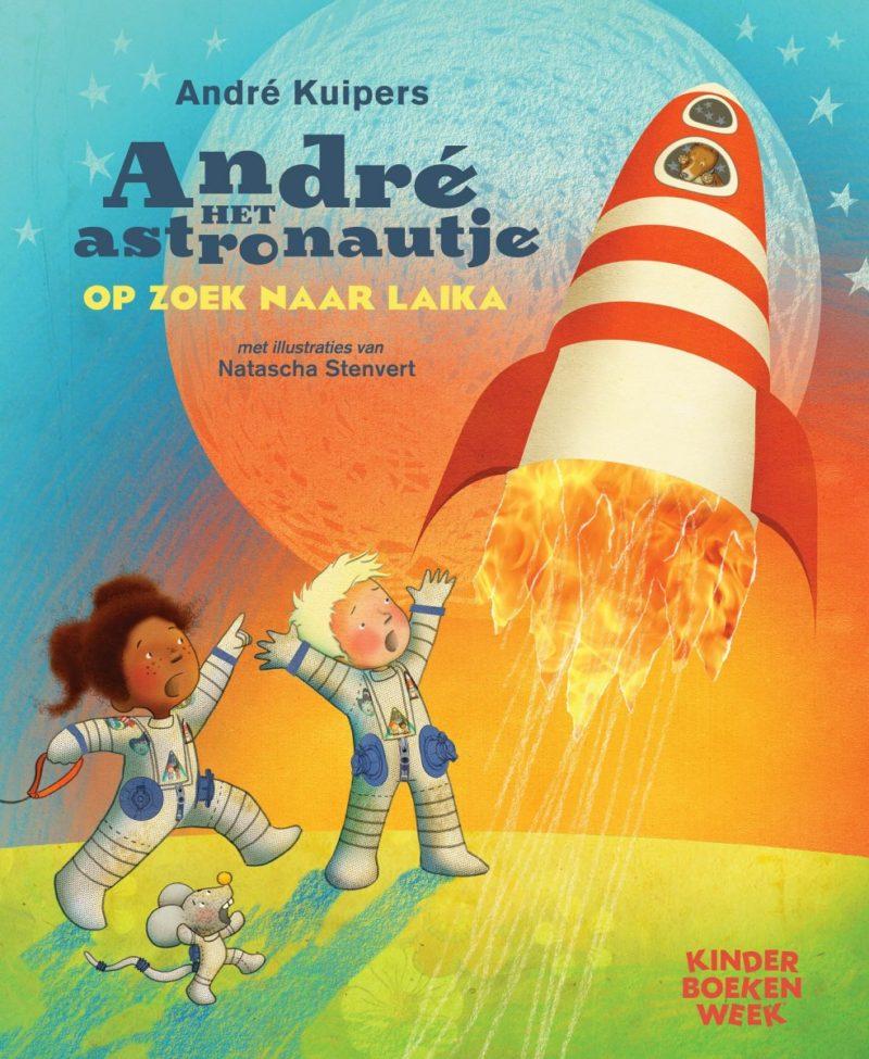 de Kinderboekenweek 2019 - Reis mee!