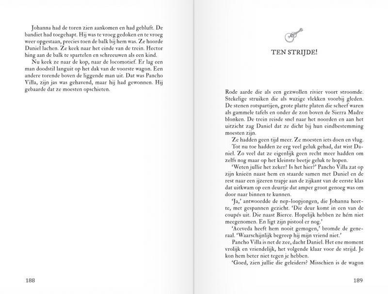 Een brief met vlechtjes - Christian Antonini