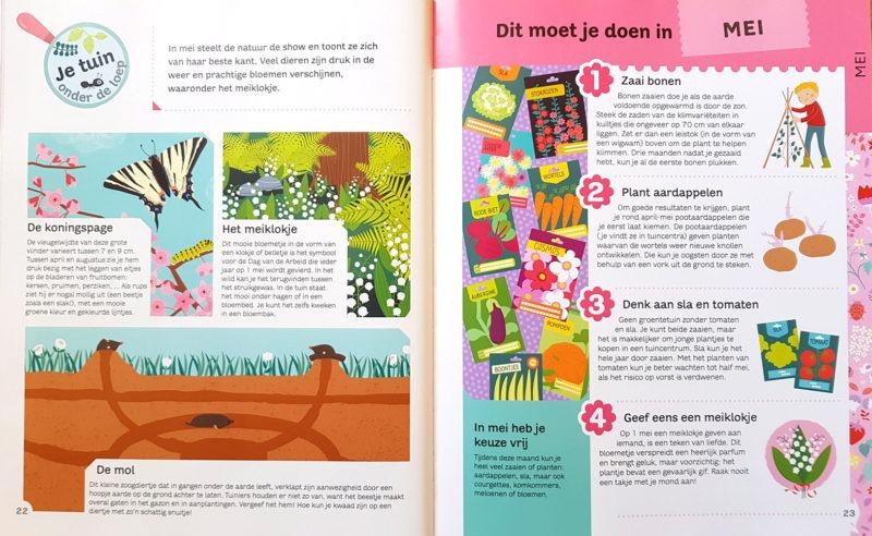 Praktisch handboek voor jonge tuiniers - Michel Luchesi & Bérengère Staron