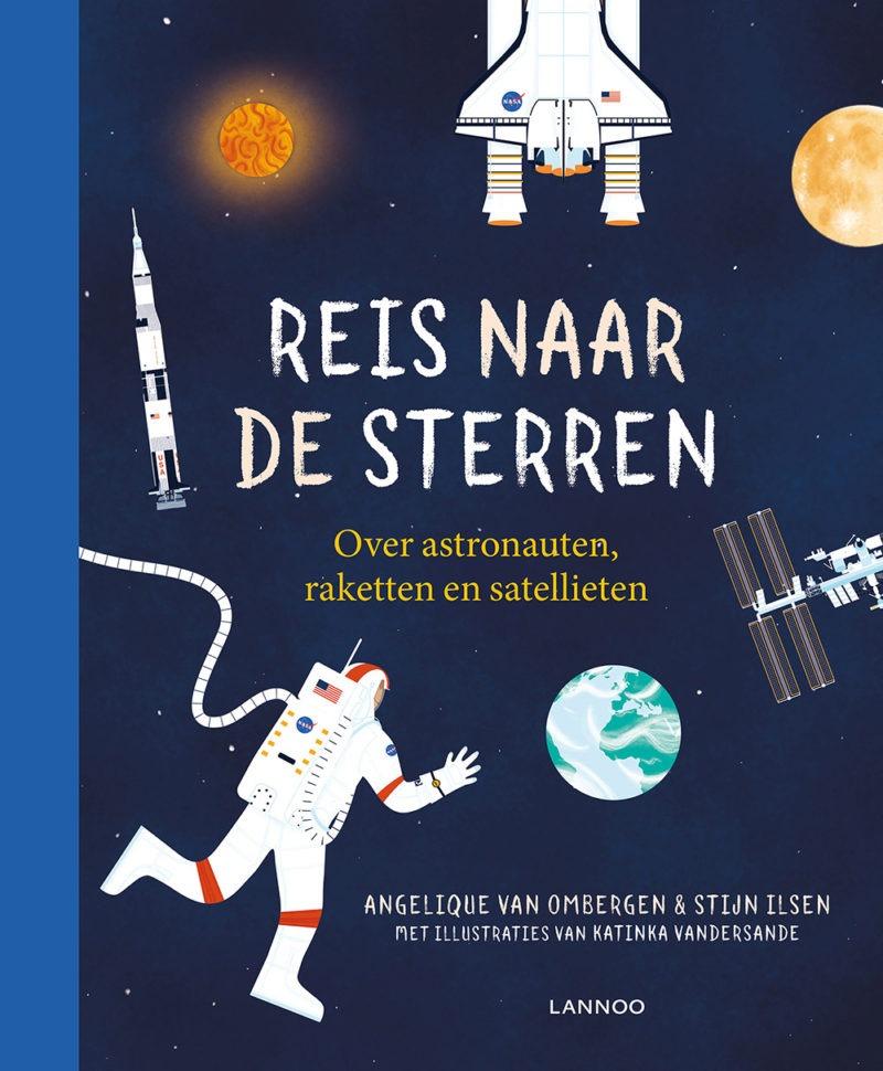 Reis naar de sterren - Angelique Van Ombergen, Stijn Ilsen & Katinka VanderSande