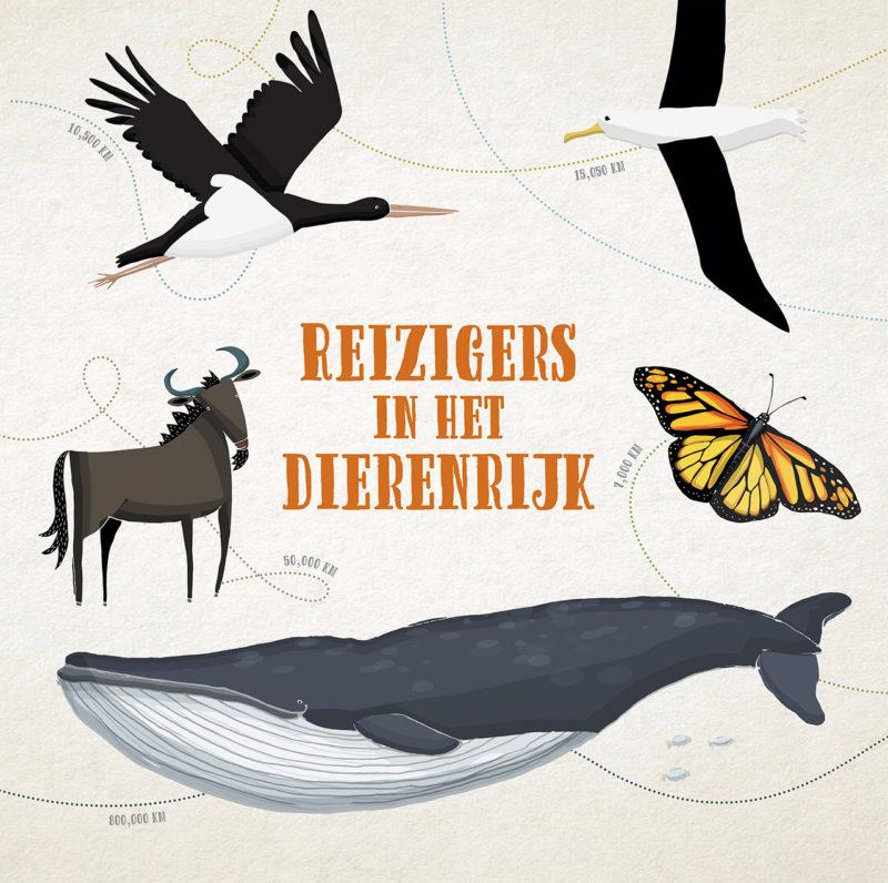 Reizigers in het dierenrijk - Markéta Špacková, Eva Bártová & Jana K. Kudrnová