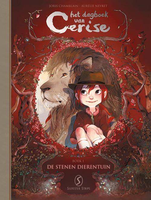 Het dagboek van Cerise - De stenen dierentuin - Joris Chamblain & Aurélie Neyret