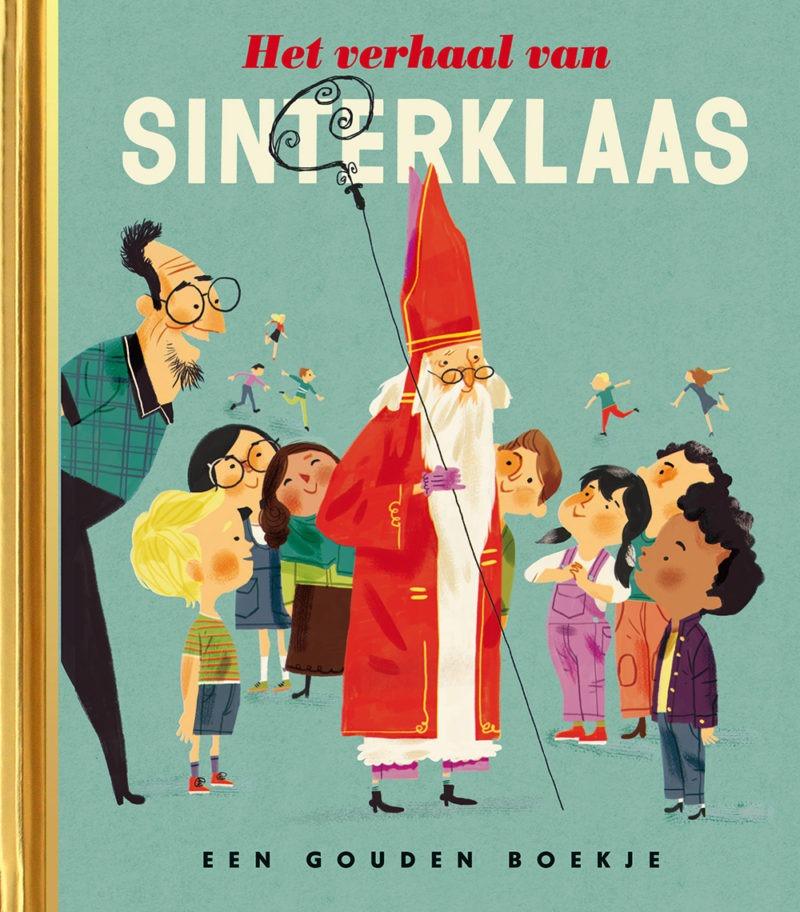 Het verhaal van Sinterklaas - Sjoerd Kuyper & Emanuel Wiemans