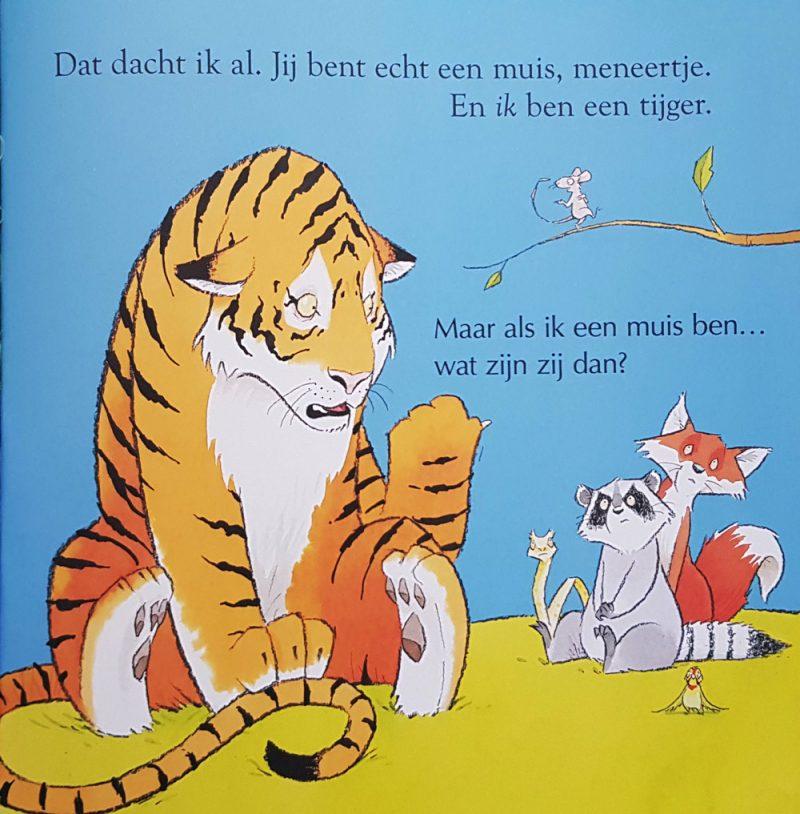 Ik ben een tijger - Karl Newson & Ross Collins