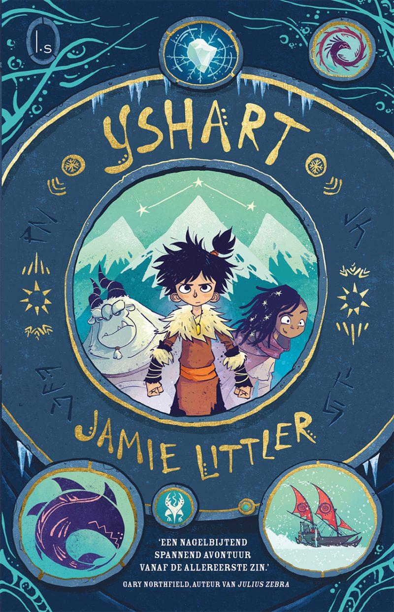IJshart - Jamie Littler