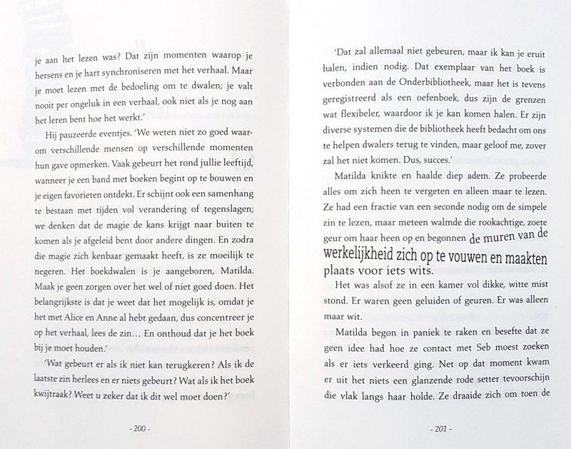 Pages & Co - Matilda en de boekdwalers - Anna James