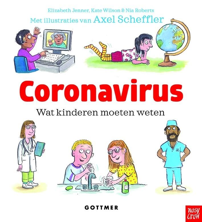 Coronavirus: Wat kinderen moeten weten - Axel Scheffler