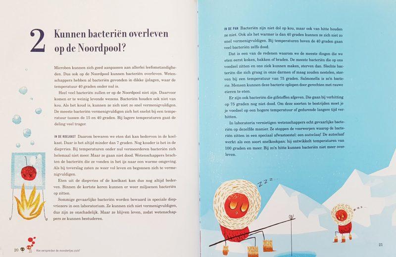 Monsterlijke microben - Marc van Ranst, Geert Bouckaert & Sebastiaan van Doninck