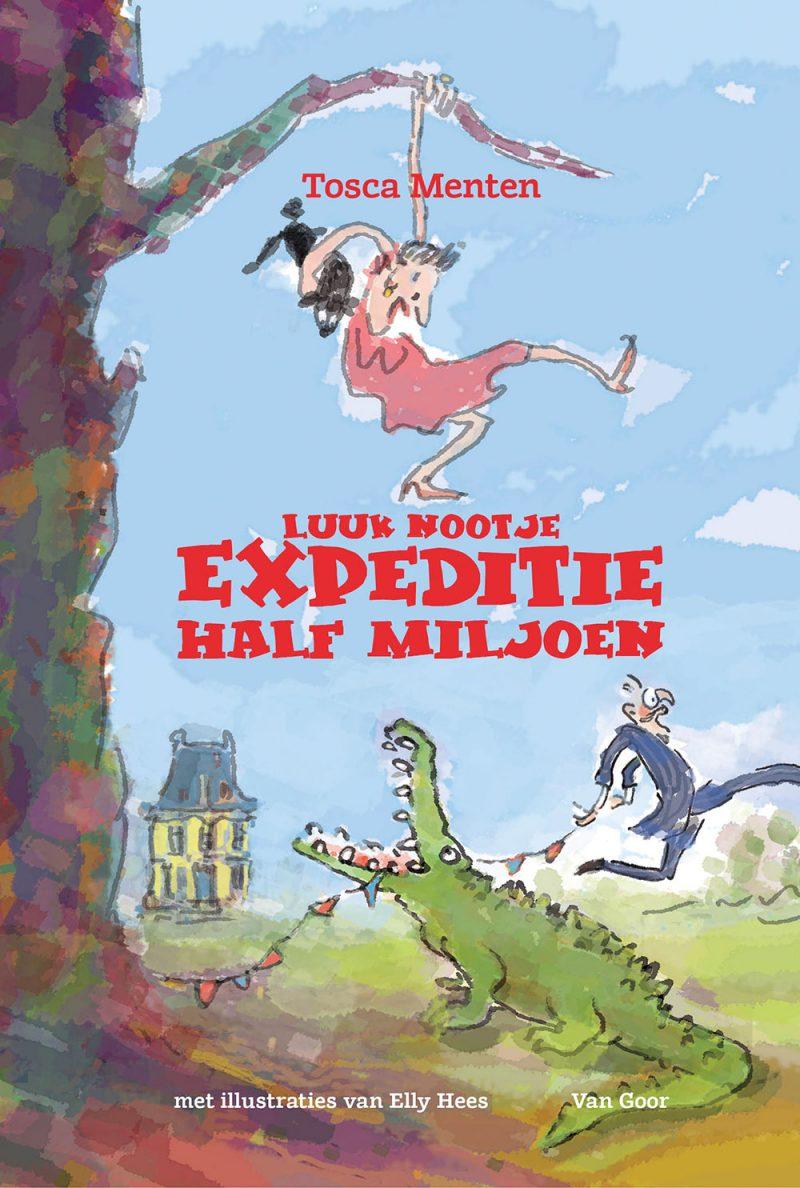Luuk Nootje - Expeditie Half Miljoen - Tosca Menten